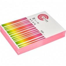 Цветная бумага COLORCODE (малиновый неон), 75 г, А4, 500 л