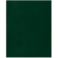 Тетрадь 96л., А5, клетка OfficeSpace, бумвинил, зеленый