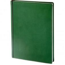 Ежедневник недатированный Attache VELVET, А5+, 136л, зелёный