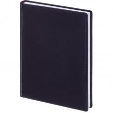 Ежедневник недатированный Attache VELVET, А5+, 136л, тёмно-синий