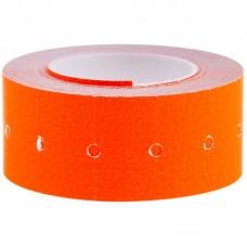 Этикет-лента OfficeSpace, 21*12мм, оранжевая, 500 этикеток