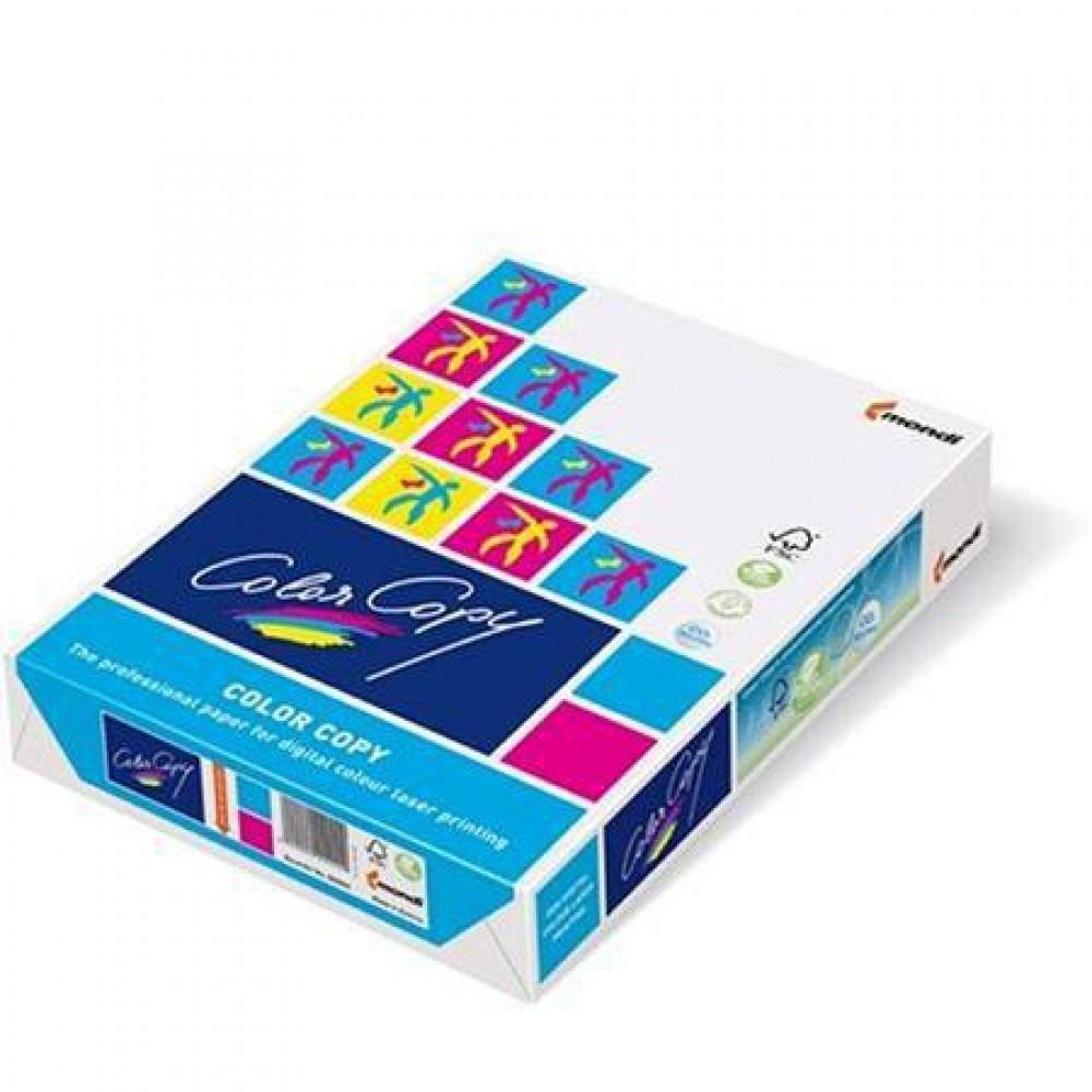 Бумага Color Copy, 250 г/м2 А4, 125л