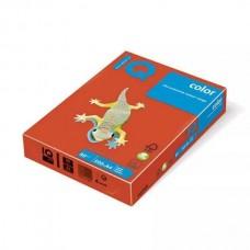 ZR09 Бумага цветная IQ COLOR, кирпично-красный, 80 г/м2, А4, 500 л