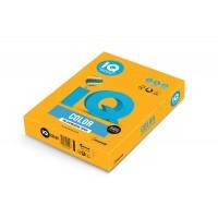 AG10 Бумага цветная IQ COLOR, старое золото, 80 г/м2, А4, 500 л
