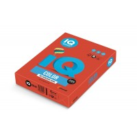 CO44 Бумага цветная IQ COLOR, кораллово-красный, 80 г/м2, А4, 500 л
