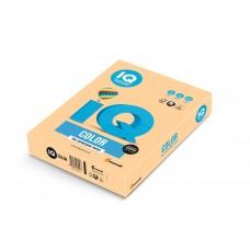 GО22 Бумага цветная IQ COLOR, золотистый, 80 г/м2, А4, 500 л