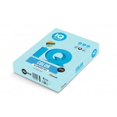 MB30 Бумага цветная IQ COLOR, голубой, 80 г/м2, А4, 500 л
