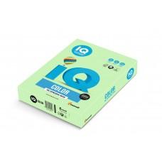 MG28 Бумага цветная IQ COLOR, зеленый, 160 г/м2, А3, 250 л