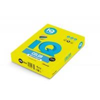 NEOGB Бумага цветная IQ COLOR, неон желтый, 80 г/м2, А4, 500 л