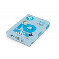 OBL70 Бумага цветная IQ COLOR, голубой лед, 80 г/м2, А4, 500 л