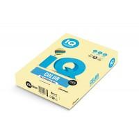 YE23 Бумага цветная IQ COLOR, желтый, 160 г/м2, А3, 250 л