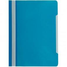 Папка-скоросшиватель пластик. Attache Economy,  A4, 100/120мкм, голубая