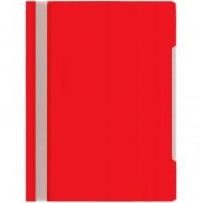 Папка-скоросшиватель пластик. Attache Economy, A4, 100/120мкм, красная