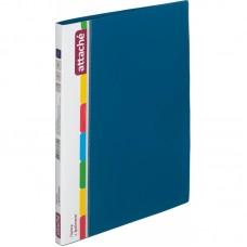 Папка с 30 вкладышами Attache, A4, 15мм, 700мкм, синяя