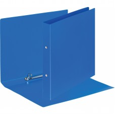 Папка на 2-х кольцах Attache Economy, 32мм, A4, синяя