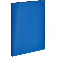Папка с зажимом металлическим Attache 15 мм экономи 0,4 синий