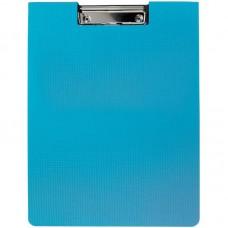 Папка-планшет с зажимом и крышкой Attache Selection, А4, бирюзовый