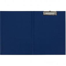 Папка-планшет с зажимом и крышкой Attache, A4, синий