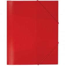 Папка на резинках Attache Economy, A4, 35мм, красная