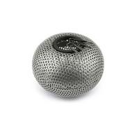 Скрепочница магнитная серебро FO30574