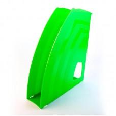 Вертикальный накопитель Attache fantasy, 70мм, зелёный