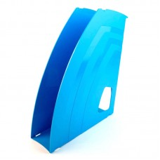Вертикальный накопитель Attache fantasy, 70мм, голубой