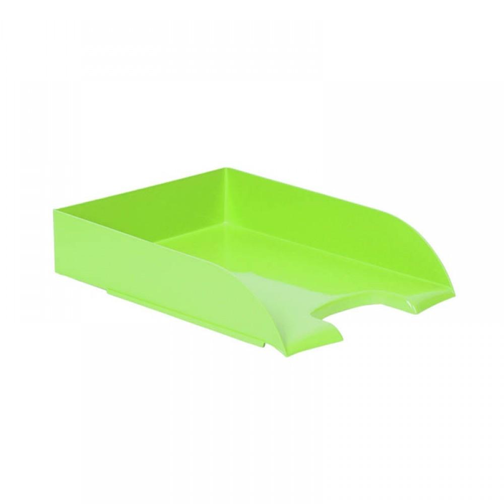 Лоток для бумаг Attache fantasy, зелёный