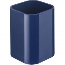Подставка стакан для ручек Attache, синий