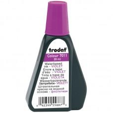 Штемпельная краска Trodat, 28 мл, фиолетовая