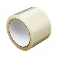 Клейкая лента упаковочная 72мм*66м, 40мкм, прозрачная