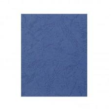 Обложка для переплета A3 картон 230 г/м2, синий, 100 шт,