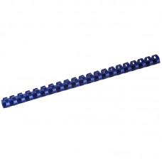 Пружины пластик D=16мм OfficeSpace, синий, 100шт.