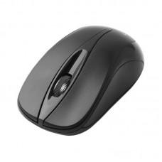 Мышь беспроводная Gembird MUSW-325, 2,4ГГц, чёрная, батарейка в комплекте