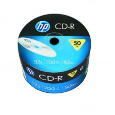 Диск CD-R 700Mb HP 52x в пленке 50 шт