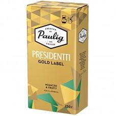 Кофе молотый натуральный жареный Paulig
