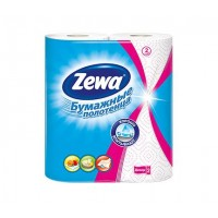 Кухонные полотенца Zewa 1*2 рулона Декор