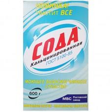 Сода кальцинированная, 600г, ГОСТ 5100