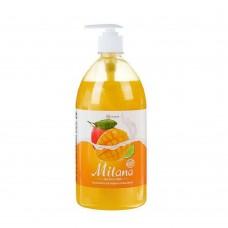 Мыло жидкое Milana манго и лайм, 1л