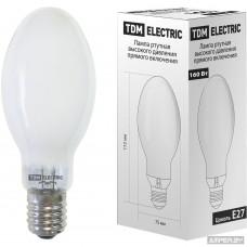 Лампа ртутная высокого давления прямого включения ДРВ 160Вт Е27 TDM