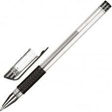 Ручка гелевая Attache Economy, линия 0,5мм, чёрная