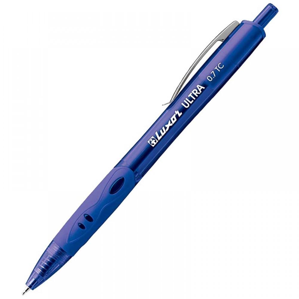 Ручка шариковая автоматическая Luxor