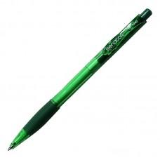 Ручка шариковая автоматическая BP10 Senator, 0,7 мм, зеленая
