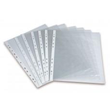 Папка-файл А4-ПП-50, 100 шт/уп, ООО